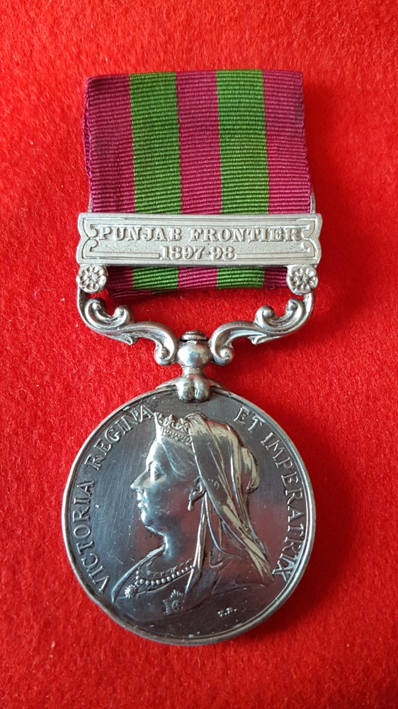Argyll & Sutherland Highlanders Medal