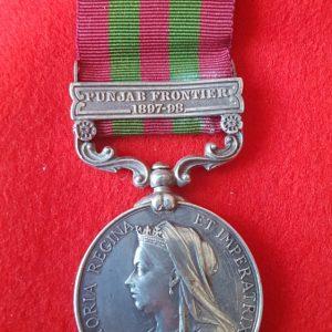Punjab Frontier medal