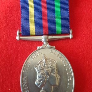 Civil Defence Medal