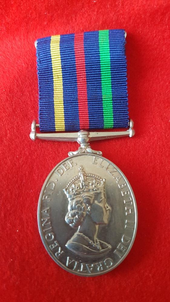 Civil Defence Medal