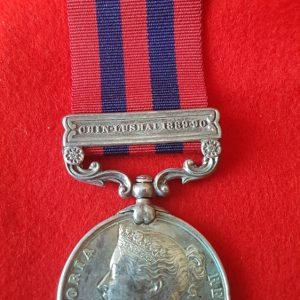 Chin Lushai Medal