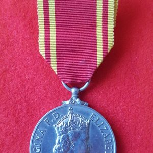 Fire Service Medal