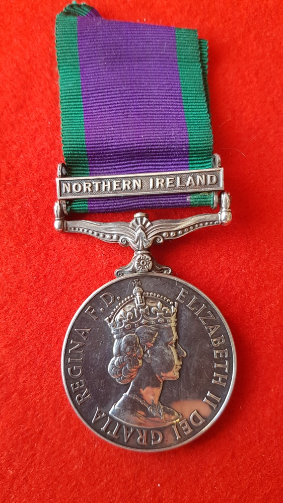 Royal Corps of Transport Medal