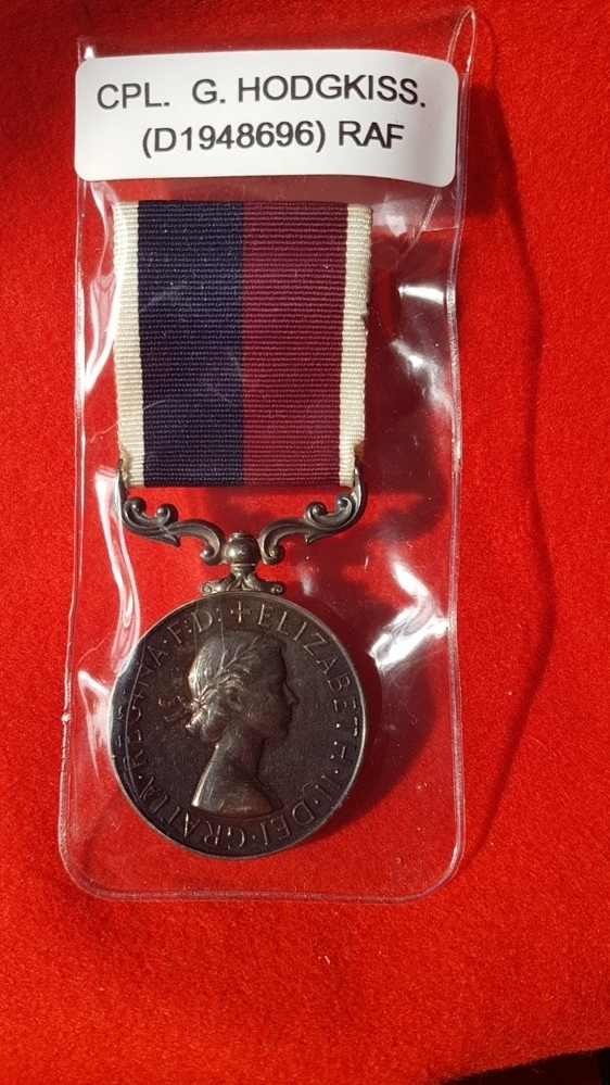 RAF Long Service Medal