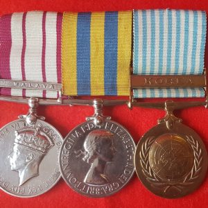 Royal Navy Medal Group