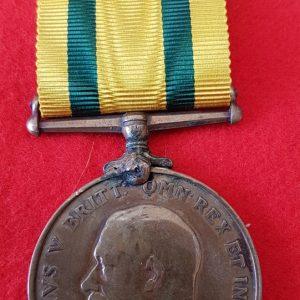 Devon Regiment Officer
