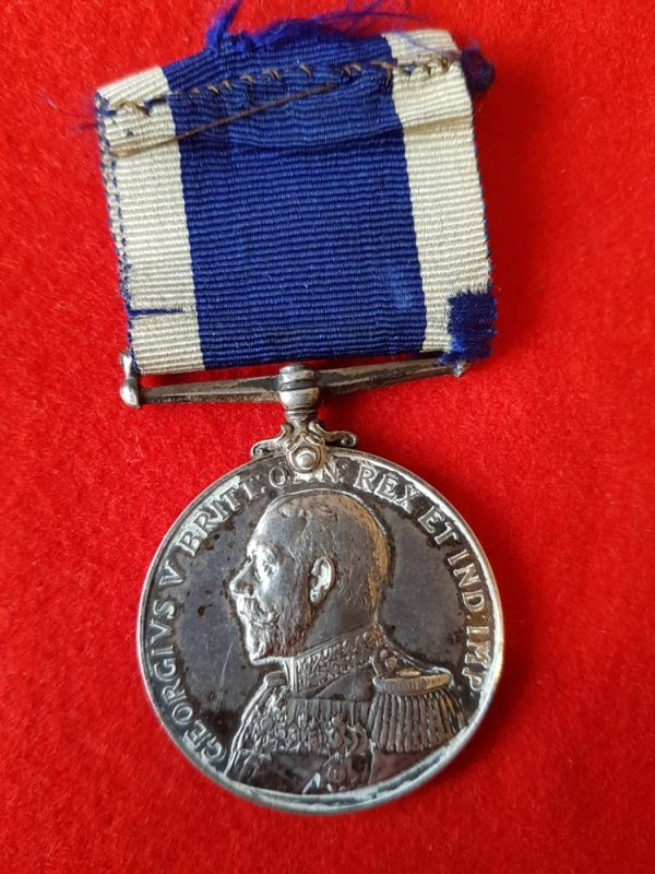 HMS Cornwall Long Service