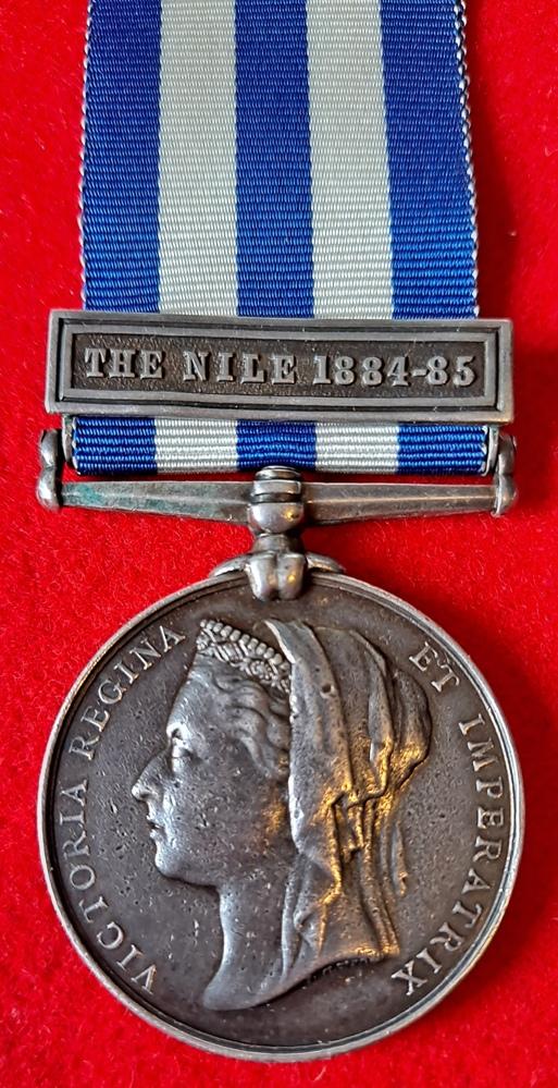 Essex Regiment Egypt Medal