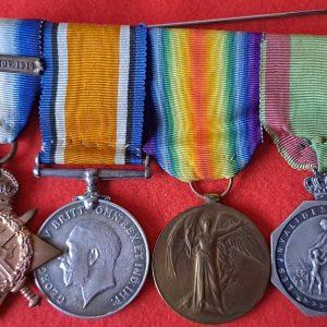 les invalides prevoyants medal