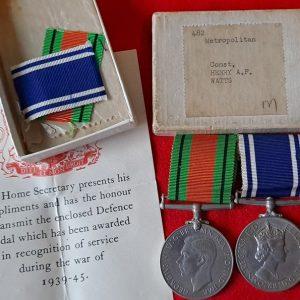 Police Long Service Medal