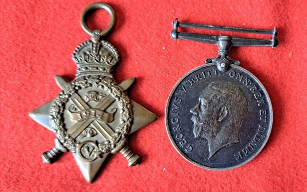 South Staffs Regiment Casualty