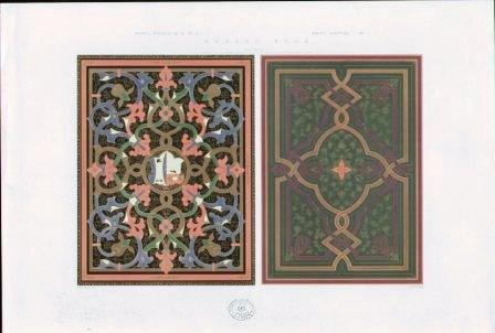 highly decorative prints