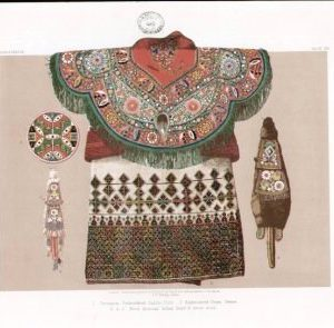 circassian embroidery