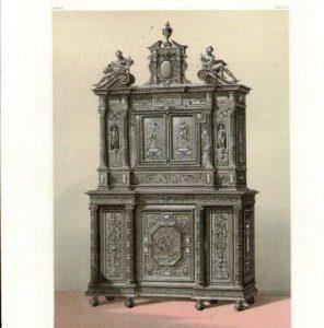 Fourdinois cabinet