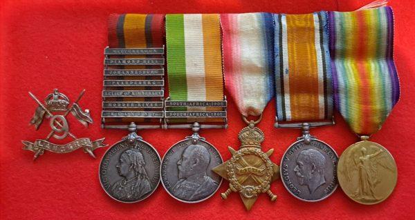 british canadian cavalry group