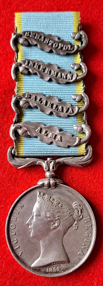 Crimea Medal or sale