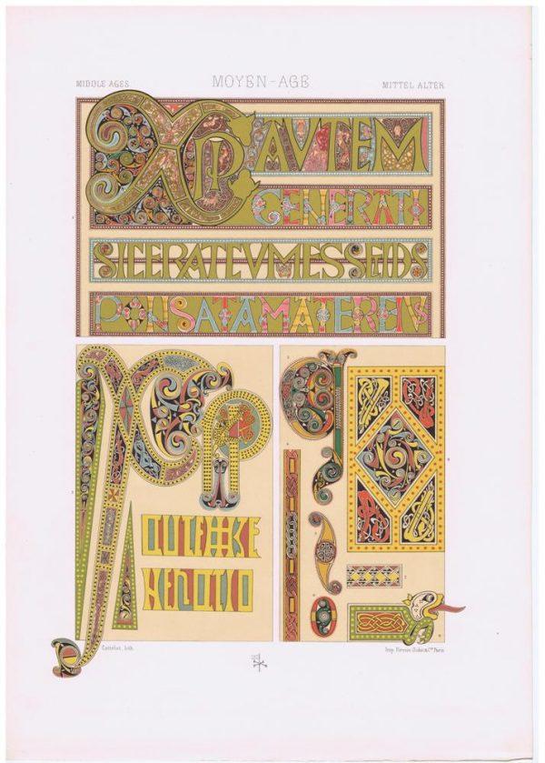 illumintared manuscripts