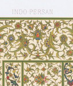 indo persian design
